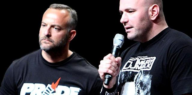 UFC Going All In, Aiming for Two Events in New York in 2016