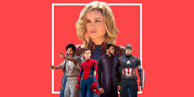 9ff785d1b70 Spider-Man: Far From Home' Ranks Among the Top 10 Marvel Movies