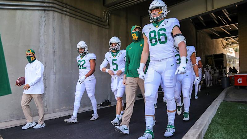 Baylor Pauses Football Activities Due To COVID-19 Concerns