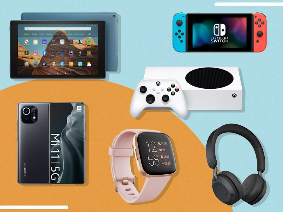 There are tech deals aplenty at this year's Prime Day. We've rounded up all of the offers you need to know about (The Independent)