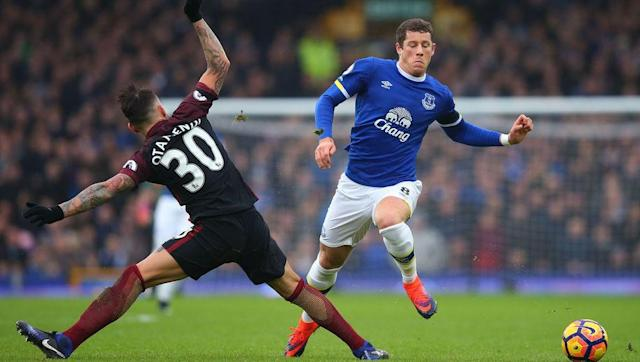 <p>Manchester City manager Pep Guardiola is set to overhaul the club's squad in the summer with a focus on increasing the number of English players at his disposal. </p> <br><p>Barkley would meet this criteria and he may be spurred on to join City after seeing fellow Englishmen Raheem Sterling flourish under the Spaniard in 2016/17. </p> <br><p>The youngster's development could also be aided by Kevin De Bruyne and David Silva, who have showcased their ability to play in a deeper role this season. </p> <br><p>City paid big money to bring defender John Stones to the Etihad stadium from Everton last summer and Barkley may follow suit at the end of the season. </p>