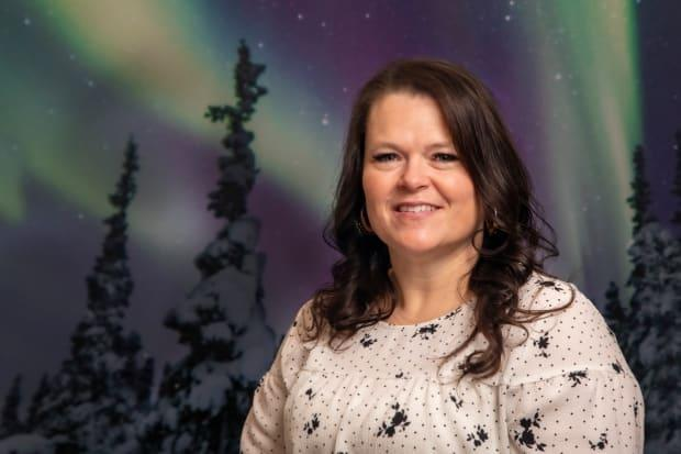 NWT Tourism CEO Donna Lee Demarcke said she hopes the N.W.T.'s next federal representative will implement programs to support employers in recruiting and attracting workers to the North.   (Supplied by Dona Lee Demarcke - image credit)