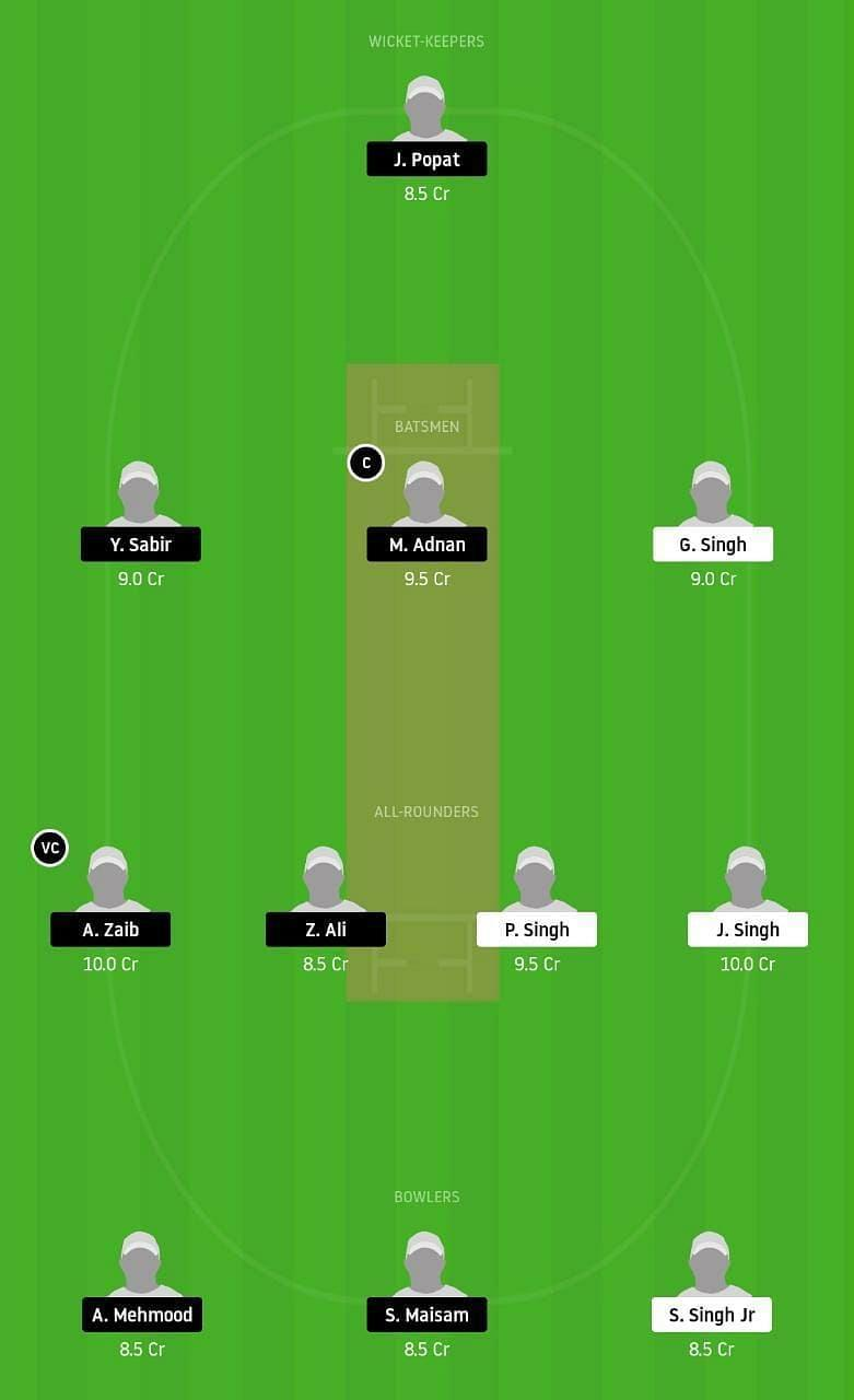 RCCL vs MCCV Dream11 Tips