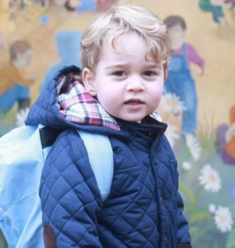 The four-year-old will attend St Thomas's Battersea this Thursday. Photo: Getty Images