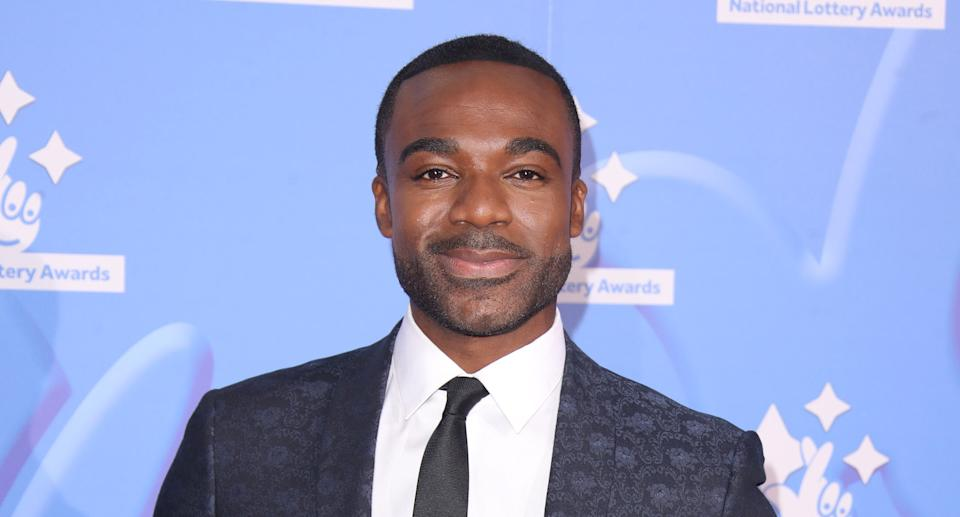 Ore Oduba is starring in a new production of The Rocky Horror Show. (Photo by Mike Marsland/Mike Marsland/WireImage)