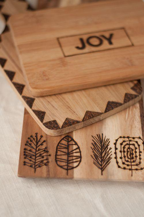 """<p>Get your toddler involved by having them handwrite a note to dad directly onto a store-bought cutting board. Then, just trace over their writing with an etching tool. (You should probably handle that part.) </p><p><a href=""""https://www.designmom.com/the-perfect-gift-etched-cutting-boards/"""" rel=""""nofollow noopener"""" target=""""_blank"""" data-ylk=""""slk:Get the tutorial."""" class=""""link rapid-noclick-resp"""">Get the tutorial.</a></p><p><a class=""""link rapid-noclick-resp"""" href=""""https://go.redirectingat.com?id=74968X1596630&url=https%3A%2F%2Fwww.walmart.com%2Fip%2F15Pcs-DIY-Electric-Engraving-Tool-Engraver-Carved-Pen-for-Jewelry-Metal-Glass-Wood-Crafts%2F317063947&sref=https%3A%2F%2Fwww.oprahdaily.com%2Flife%2Fg27603456%2Fdiy-homemade-fathers-day-gifts%2F"""" rel=""""nofollow noopener"""" target=""""_blank"""" data-ylk=""""slk:SHOP ETCHING TOOL"""">SHOP ETCHING TOOL</a></p>"""