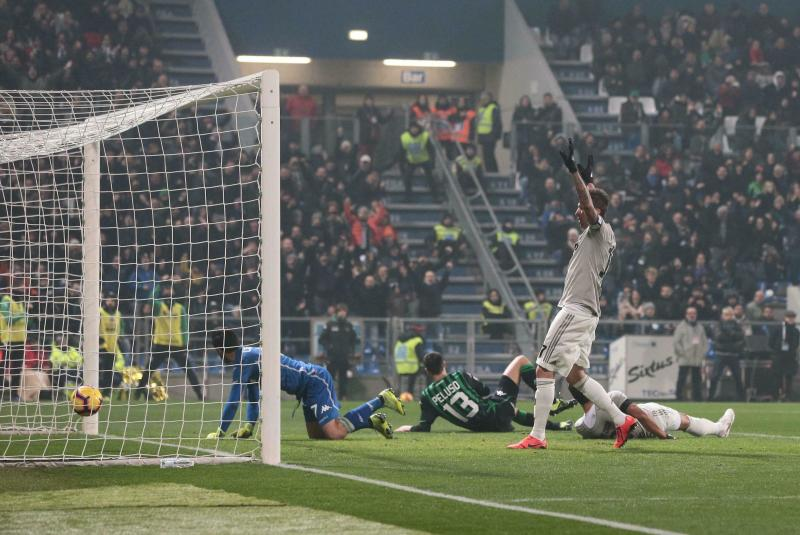Juventus beats Sassuolo 3-0 to go 11 points clear in Serie A 3b5b18d2a00c6