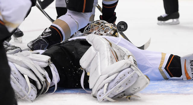 What We Learned: John Gibson can't hide Anaheim Ducks' problems
