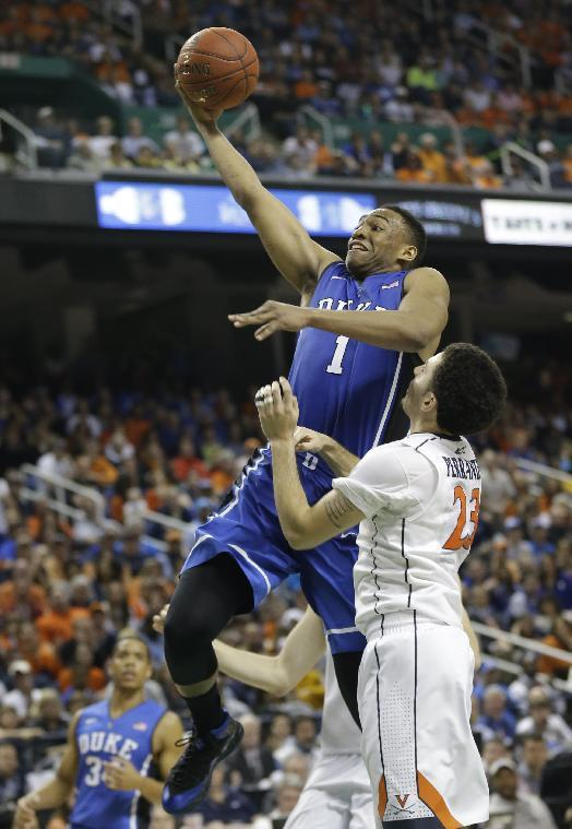 Duke freshman Jabari Parker declares for NBA draft Jabari Parker Nba Draft