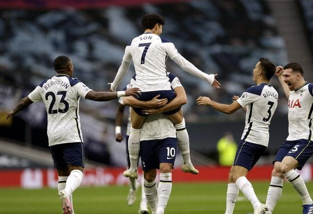 Son Heung-min and Harry Kane have had a prolific start to the season