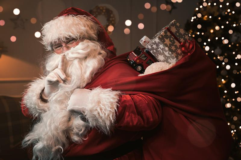 Kids have been tracking Father Christmas with the NORAD Santa Tracker for years