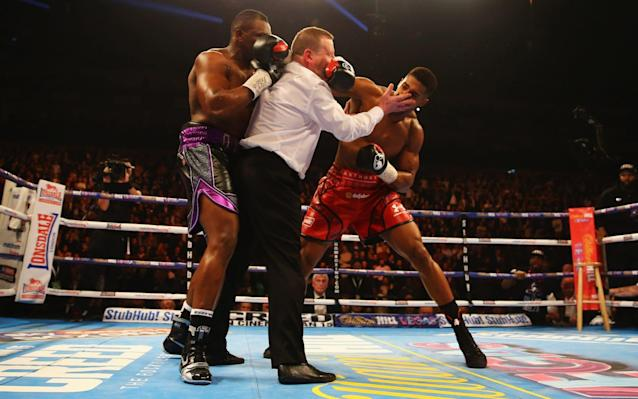Anthony Joshua and Wladimir Klitschko request neutral officials for heavyweight showdown at Wembley