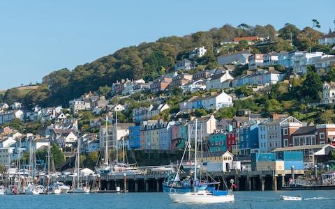 Dartmouth - Credit: clubfoto/clubfoto
