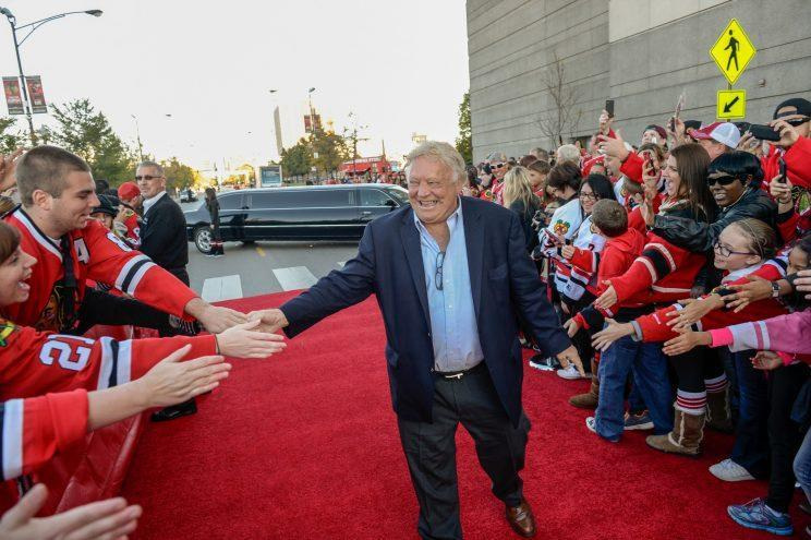 Bobby Hull, Hockey Hall of Famer