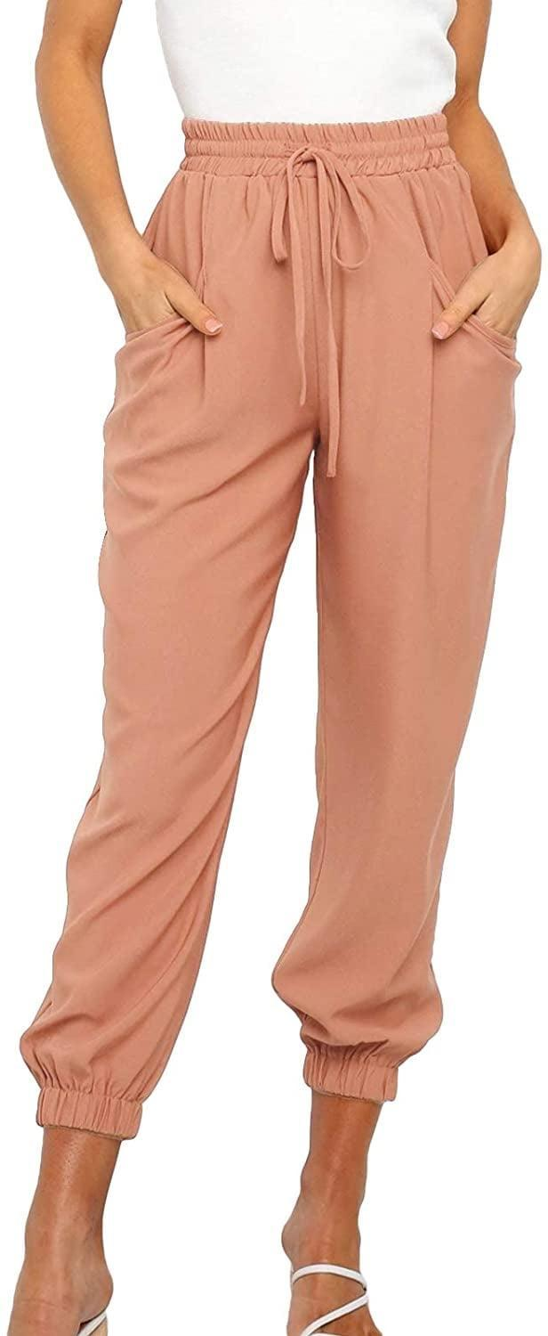 <p>We love that these <span>MLEBR Casual Drawstring Trousers</span> ($25) have pockets.</p>