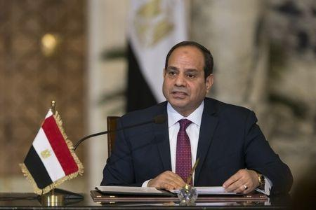 Egyptian President Abdel-Fattah al-Sisi to run for re-election in 2018