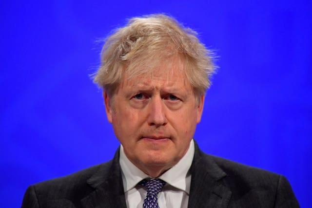Boris Johnson pressed pause on the return of spectators after an autumn rise in Covid-19 case numbers
