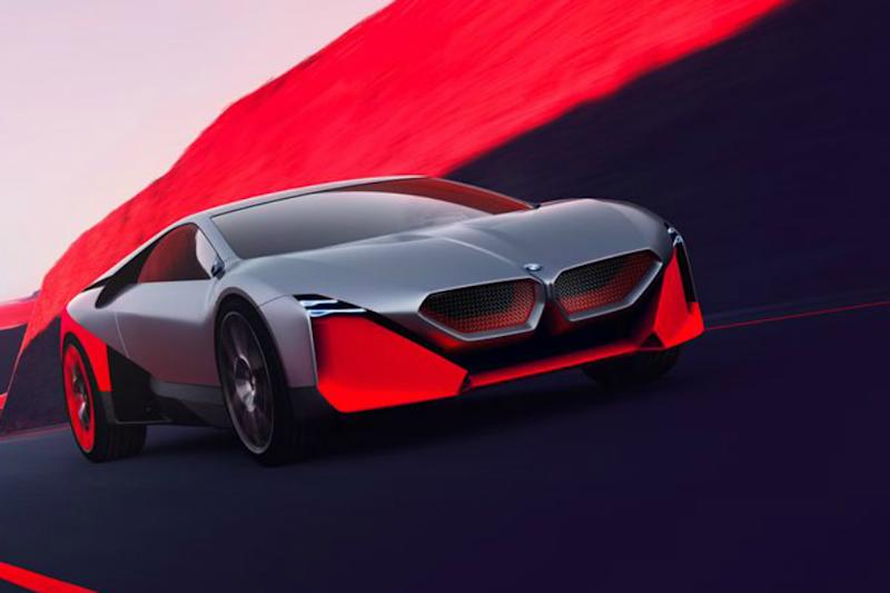 BMW Vision M. (Image source: AFP Relaxnews)