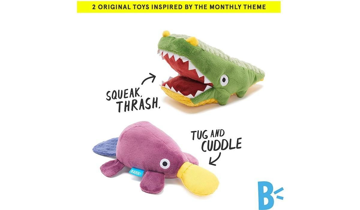Whether your pup is a tussler or a cuddler, these toys are perfect for playtime. (Photo: Amazon)