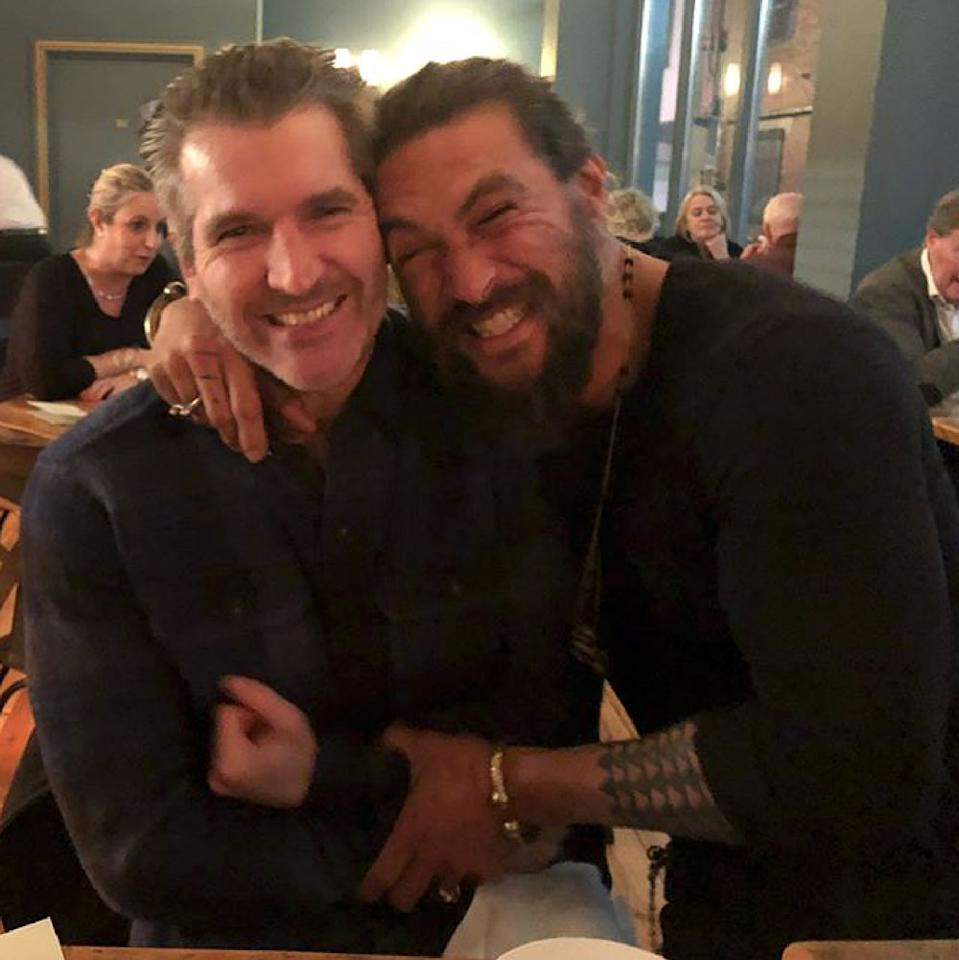 Jason Momoa Attacked: Jason Momoa Is Hanging With The GoT Cast In Belfast And