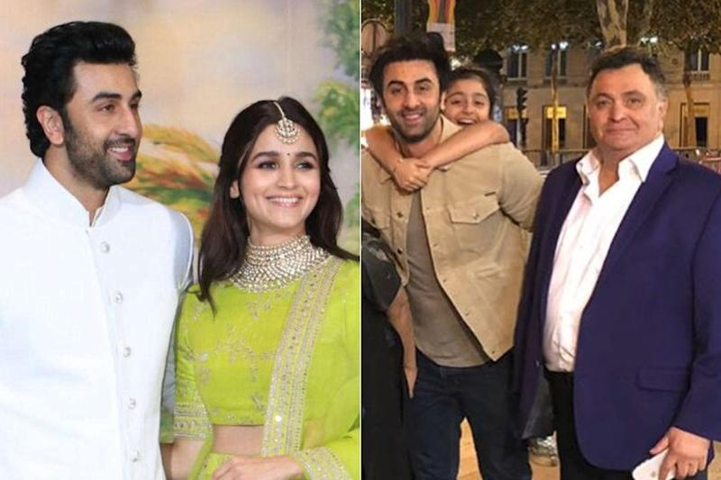 Rishi Kapoor Breaks Silence on Ranbir-Alia's Rumoured Romance & This is What He Has to Say