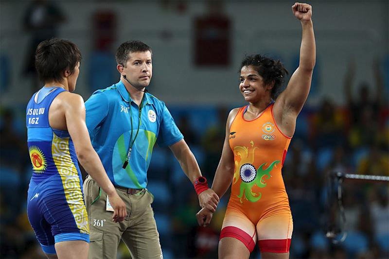 Sakshi Malik Hopes To Beat Disappointment at Asiad