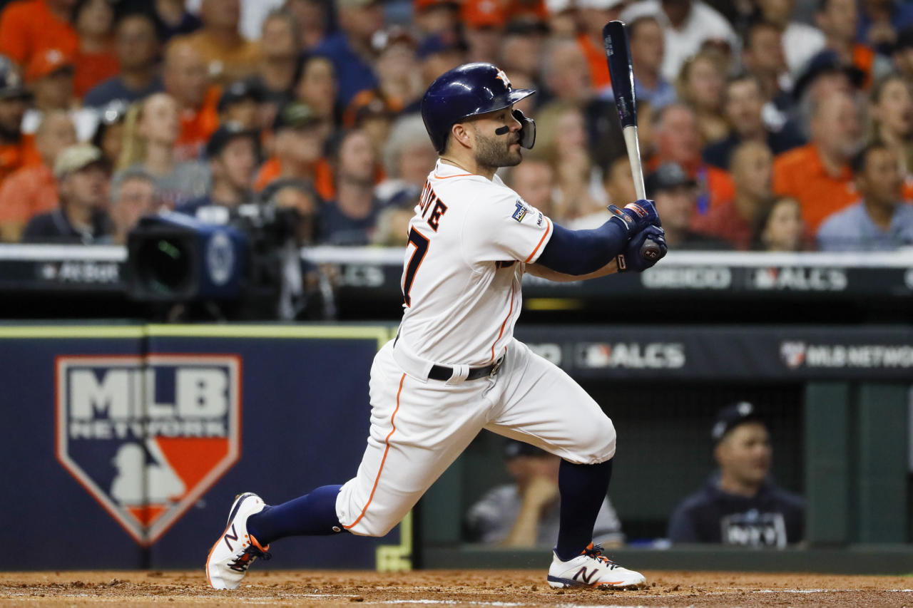 ALCS Game 6: Astros clinch World Series berth with thrilling win against Yankees