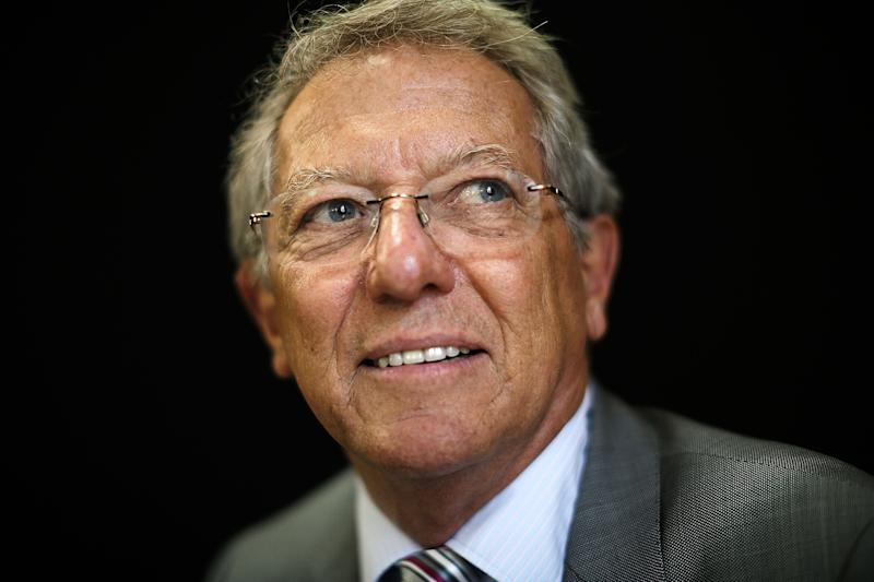 OXFORD, ENGLAND - JULY 12: Sir David King, co-director of the ReSource 2012 conference and former Chief Scientific adviser to the government poses for a portrait on July 12, 2012 in Oxford, England. ReSource 2012 is a 2 day ground-breaking forum on resource scarcity and volatility, dedicated to engaging the financial and business community on the issues of food, water, energy supply and global growth. (Photo by Matthew Lloyd/Getty Images for ReSource 2012)