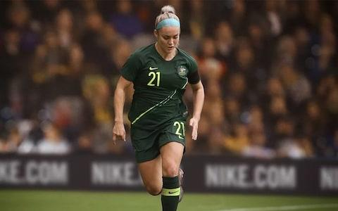 Australia away kit, 2019 Women's World Cup - Credit: NIKE