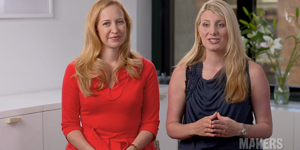 MAKERS Highlight: Alexis Maybank and Alexandra Wilkis Wilson on Creating GILT Groupe