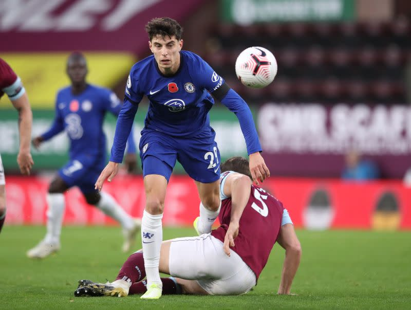 FILE PHOTO: Premier League - Burnley v Chelsea