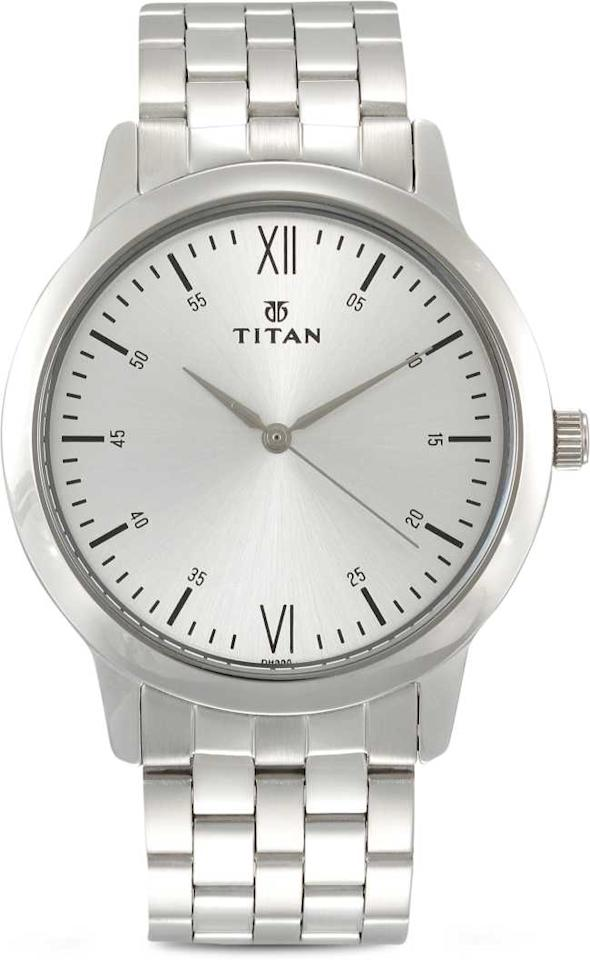 "<strong>Titan </strong>1771SM01 Neo Analog Watch - For Men. <a href=""https://fave.co/2JcIQfY""><strong>BUY NOW at 50% OFF for ₹1,547.</strong></a>"