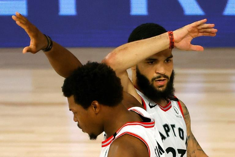 Defending NBA champion Raptors claw out victory over Nets, Jazz win