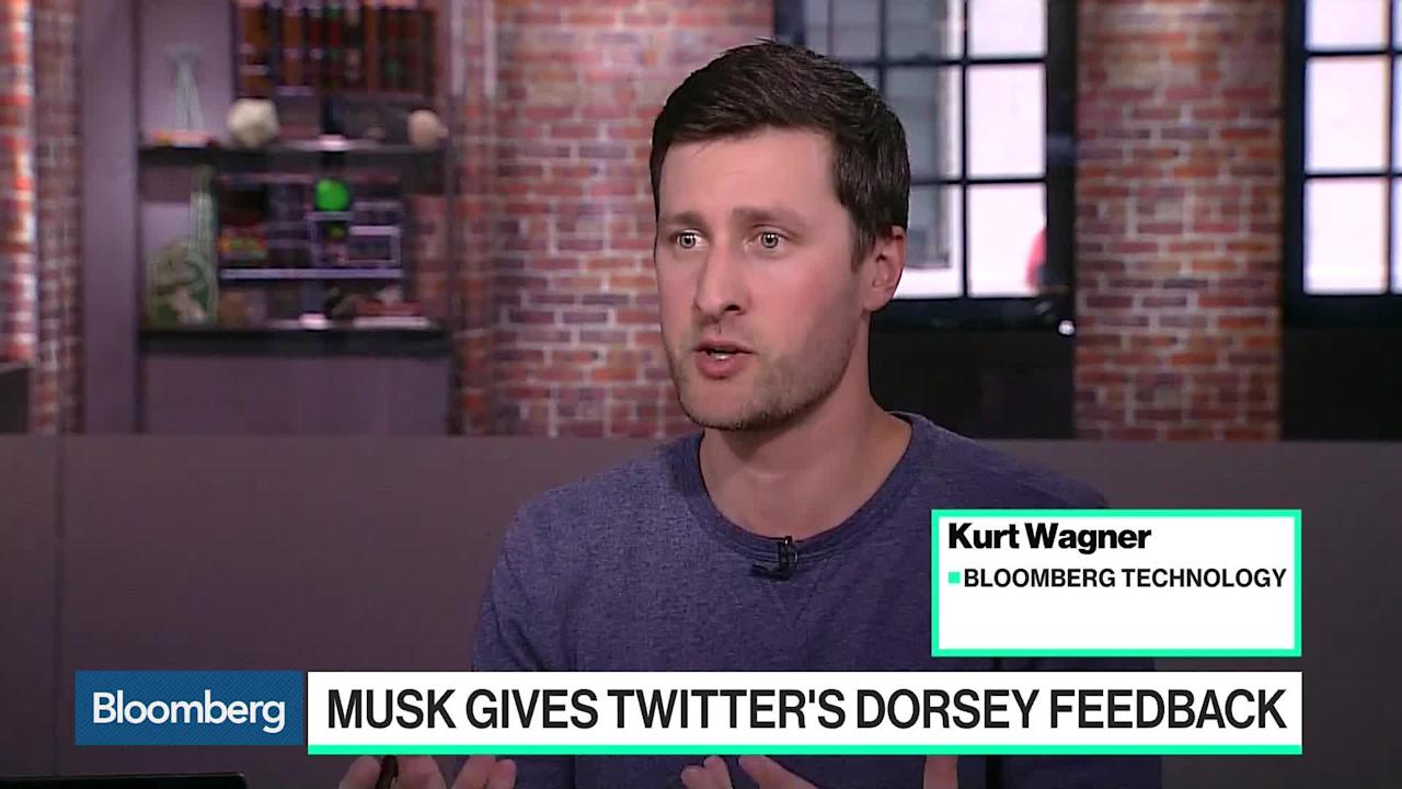 """Jan.17 -- Elon Musk's suggestion for how to fix Twitter? Identify the bots. Musk was asked Thursday byTwitter Inc.Chief Executive OfficerJack Dorseyhow he would fix the social network, where Musk has almost 31 million followers. Bloomberg's Kurt Wagner has more on """"Bloomberg Technology."""""""