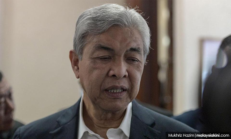 Zahid: Only elderly with traffic offences, health issues should get medical check-up