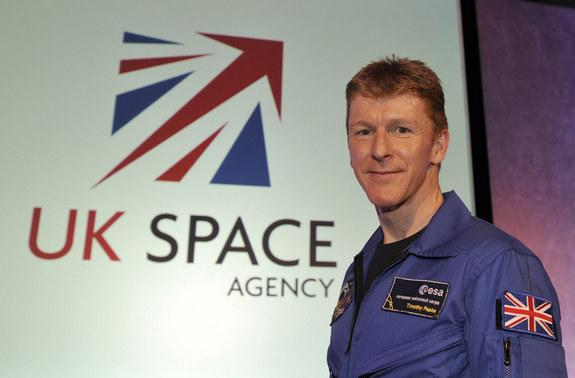 1st British Space Station Astronaut Launching in 2015