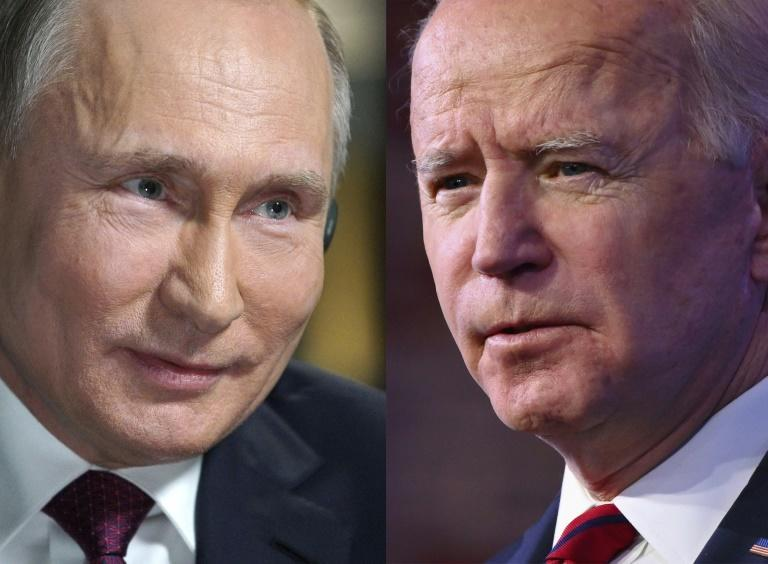The summit will be the first time the two men meet since Joe Biden became US president
