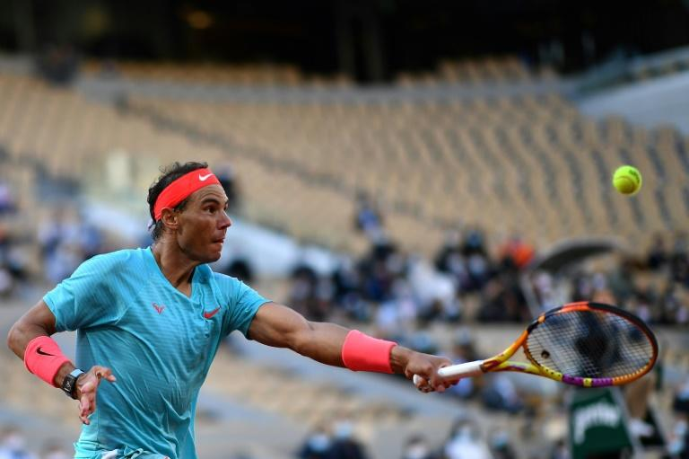 Nadal sweeps into 13th French Open final