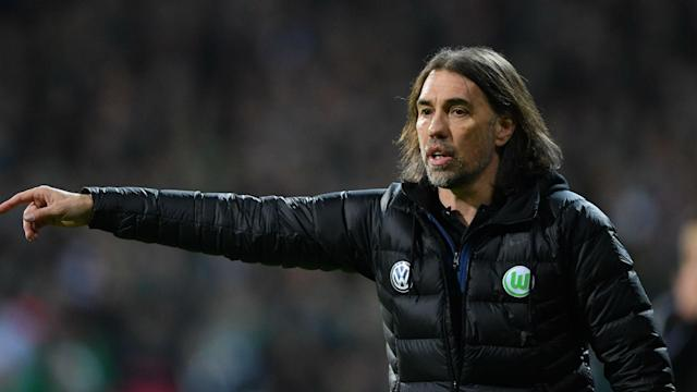 Wolfsburg's Bundesliga status is once again under threat and they will need their third head coach of the season after Martin Schmidt left.