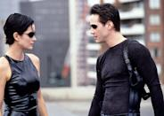 """<p><a href=""""https://www.popsugar.com/entertainment/matrix-4-movie-cast-46741932"""" class=""""link rapid-noclick-resp"""" rel=""""nofollow noopener"""" target=""""_blank"""" data-ylk=""""slk:Matrix 4""""><strong>Matrix 4</strong></a> was <a href=""""https://deadline.com/2020/03/the-matrix-4-coronavirus-production-stop-1202884580/"""" class=""""link rapid-noclick-resp"""" rel=""""nofollow noopener"""" target=""""_blank"""" data-ylk=""""slk:put on hold"""">put on hold</a> after production finished shooting in San Francisco and moved on to Germany. The film was <a href=""""https://www.popsugar.com/entertainment/when-does-matrix-4-come-out-47004531"""" class=""""link rapid-noclick-resp"""" rel=""""nofollow noopener"""" target=""""_blank"""" data-ylk=""""slk:set to hit theaters"""">set to hit theaters</a> on May 21, 2021, but <a href=""""http://deadline.com/2020/06/matrix-4-godzilla-vs-king-release-date-changes-1202958388/"""" class=""""link rapid-noclick-resp"""" rel=""""nofollow noopener"""" target=""""_blank"""" data-ylk=""""slk:was pushed back to April 1, 2022"""">was pushed back to April 1, 2022</a> before nabbing an earlier release date of Dec. 22, 2021. </p>"""