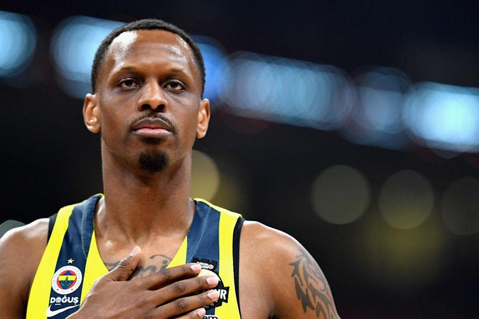 Fenerbahce forward James Nunnally is knocking on the door of the NBA again. (Getty Images)