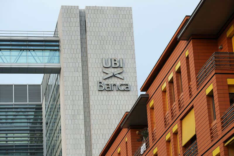 Intesa's UBI bid fires starting gun on European banking M&A