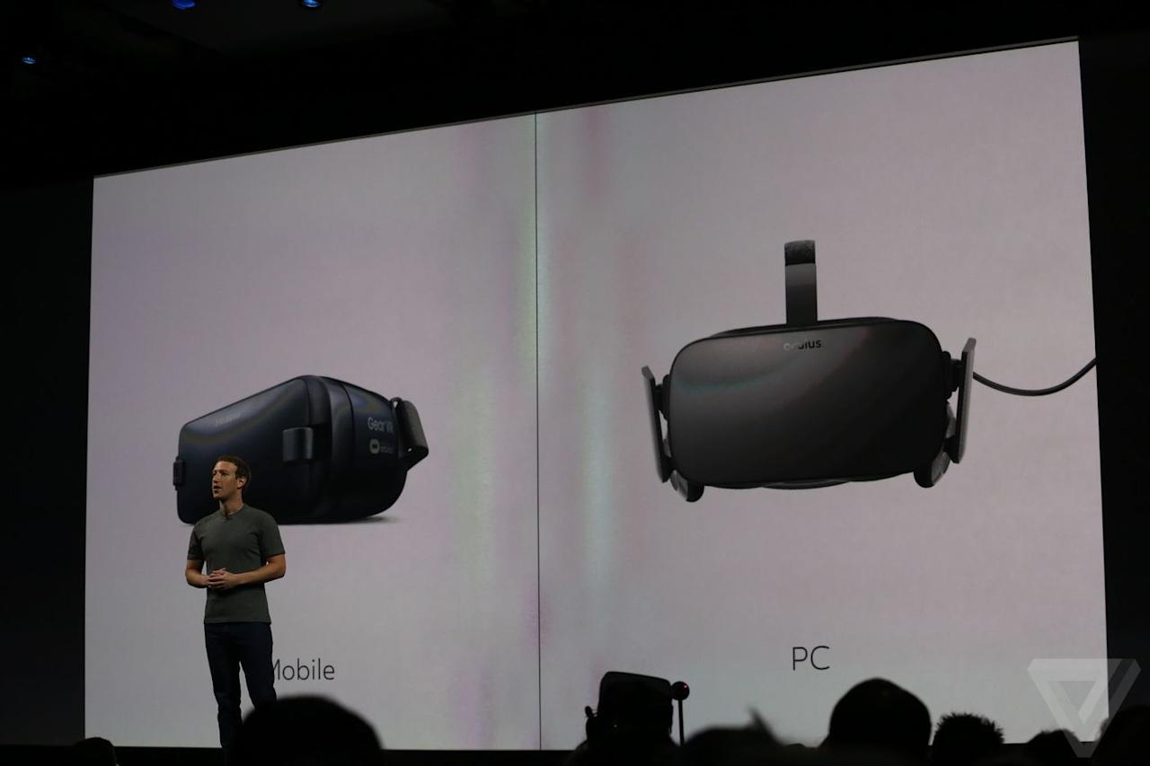 Mark Zuckerberg's new VR pitch sounds like Steve Jobs introducing the iPad