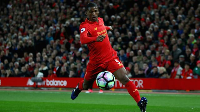 Liverpool midfielder Georginio Wijnaldum remains hopeful they can clinch a top-four finish this campaign despite a blow on Sunday.