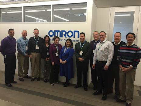 Omron Electronic Components Adds Spectrum Sales as New Manufacturer's Representative for Midwest Region