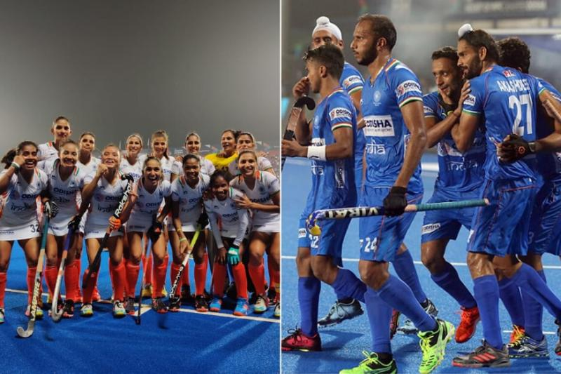 Indian Men's and Women's Hockey Team Members Allowed to Go Home, Can Train in Groups of Up to 6