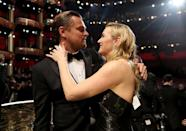 <p><strong>Number of projects together: </strong>2</p><p><strong>Projects: </strong><em>Titanic</em> (1997), <em>Revolutionary Road </em>(2008)</p><p>After sharing a blockbuster romance in <em>Titanic</em>, the two reunited for a romance of a very different kind in <em>Revolutionary Road.</em> The film chronicled the story of an unhappy, abusive marriage between a suburban couple, played by DiCaprio and Winslet.<br></p>