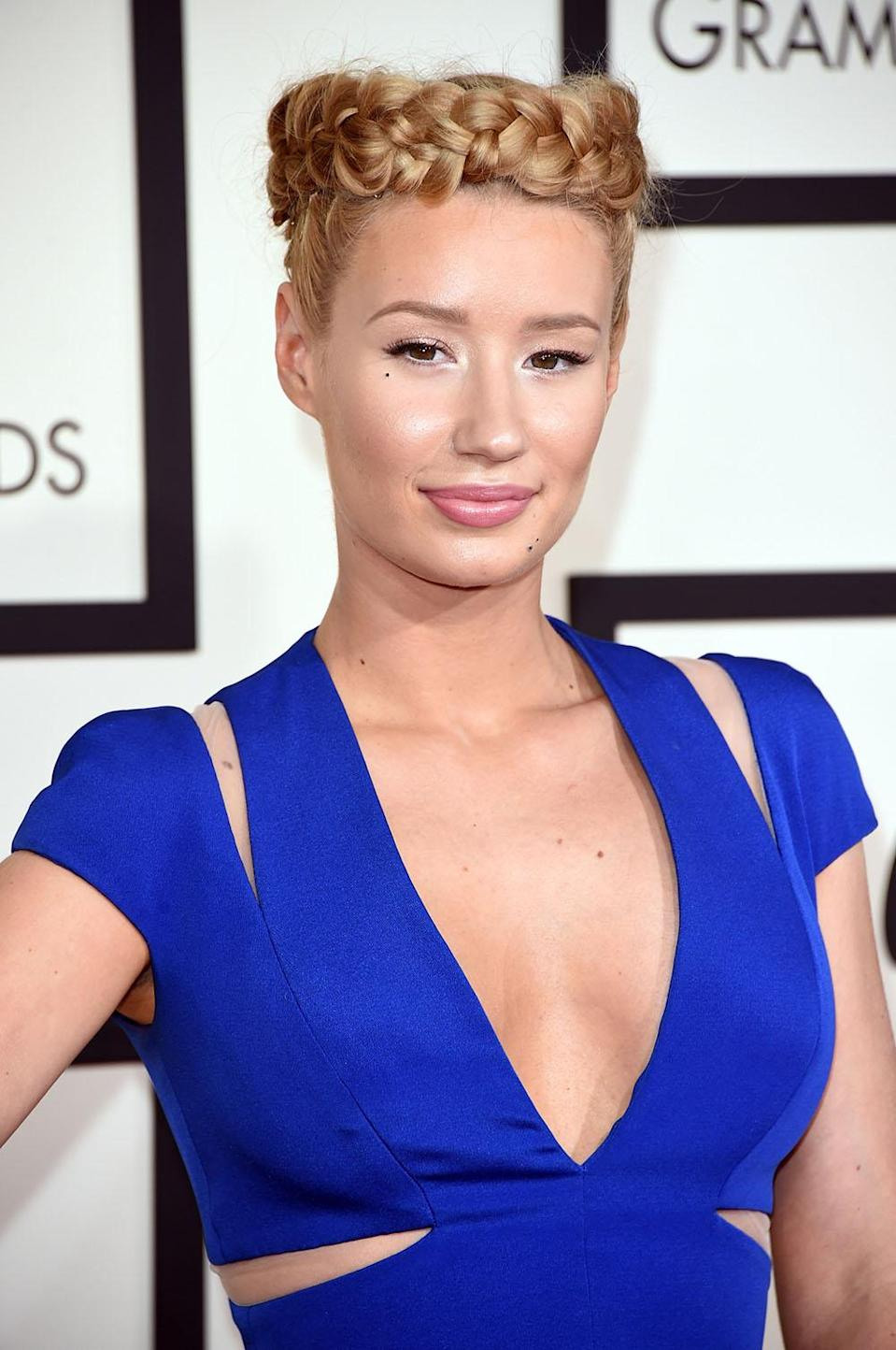 "<p>In June, rapper Iggy Azalea mentioned that she has a son, though she initially kept details (like his name and when he was born) scarce.</p> <p>""I have a son,"" she wrote on her Instagram Story, according to <a href=""https://www.eonline.com/news/1146664/iggy-azalea-confirms-she-has-a-son"" rel=""nofollow noopener"" target=""_blank"" data-ylk=""slk:E! News"" class=""link rapid-noclick-resp""><em>E! News</em></a>. ""I kept waiting for the right time to say something, but it feels like the more time passes, the more I realize I'm always going to feel anxious to share news that giant with the world.""</p> <p><a href=""https://people.com/parents/iggy-azalea-reveals-son-name-onyx/"" rel=""nofollow noopener"" target=""_blank"" data-ylk=""slk:People"" class=""link rapid-noclick-resp""><em>People</em></a> added that Azalea later posted an Instagram video with a caption revealing his name: Onyx.</p>"
