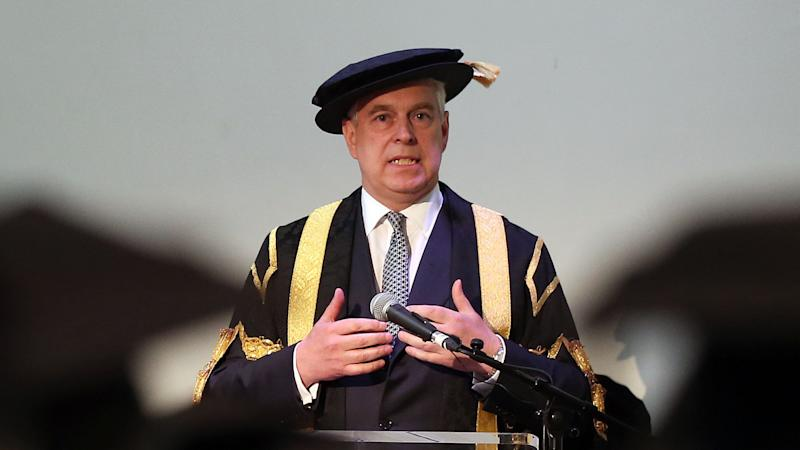 Students' union passes motion to remove Andrew as university chancellor