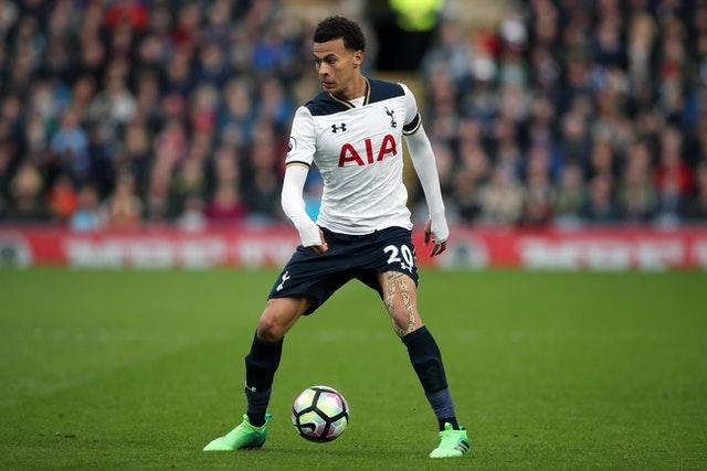 Dele Alli earned England call-ups on the back of his move from MK Dons to Tottenham